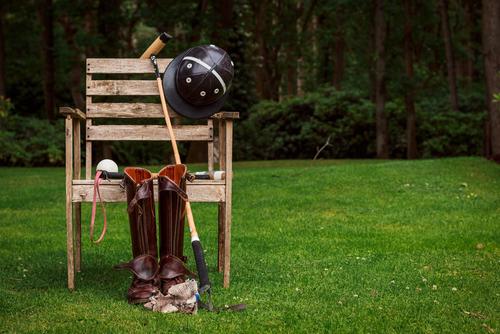 matériels pour faire de l'équitation